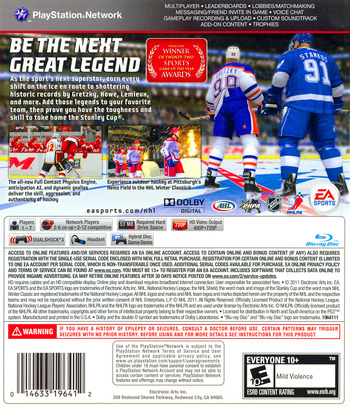 NHL 12 PS3 backM (BLUS30791)