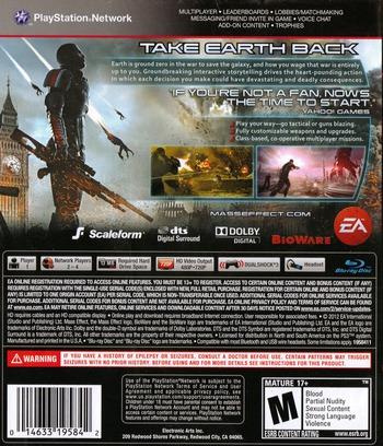 Mass Effect 3 PS3 backM (BLUS30853)