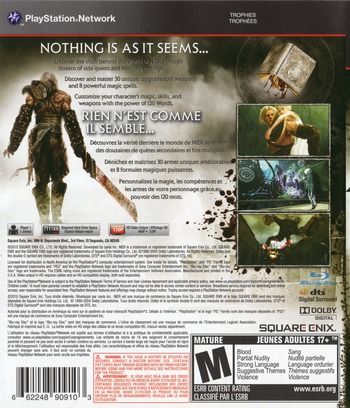Nier PS3 backM2 (BLUS30481)
