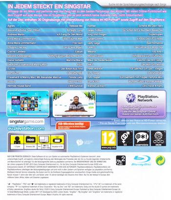 Array backMB (BCES01024)