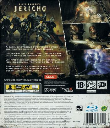 PS3 backMB (BLES00120)