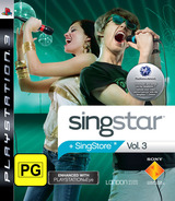 SingStar Vol. 3 PS3 cover (BCES00265)