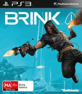 Brink PS3 cover (BLES00817)