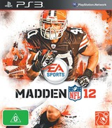 Madden NFL 12 PS3 cover (BLES01320)