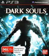 Dark Souls PS3 cover (BLES01396)