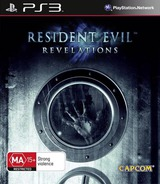 Resident Evil: Revelations PS3 cover (BLES01773)