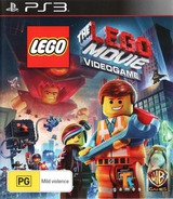 The LEGO Movie Videogame PS3 cover (BLES01964)