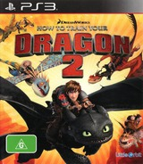How to Train Your Dragon 2 PS3 cover (BLES02005)