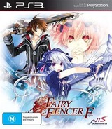 Fairy Fencer F PS3 cover (BLES02023)