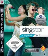 SingStar Volume 3 PS3 cover (BCES00267)