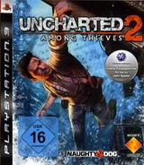 Uncharted 2: Among Thieves PS3 cover (BCES00509)