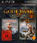 God of War Collection PS3 cover (BCES00791)