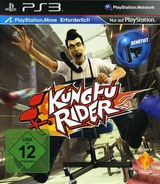 Kung Fu Rider PS3 cover (BCES00908)