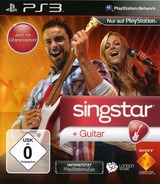 SingStar Guitar PS3 cover (BCES00980)