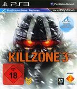 Killzone 3 PS3 cover (BCES01007)
