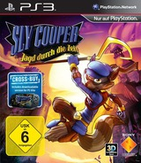 Sly Cooper: Jagd durch die Zeit PS3 cover (BCES01284)