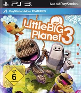 LittleBigPlanet 3 PS3 cover (BCES02068)