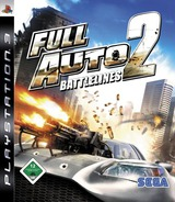 Full Auto 2: Battlelines PS3 cover (BLES00015)