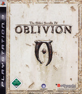 The Elder Scrolls IV: Oblivion PS3 cover (BLES00048)
