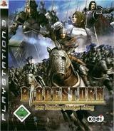 Bladestorm: Der Hundertjährige Krieg PS3 cover (BLES00113)