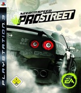 Need for Speed: ProStreet PS3 cover (BLES00175)