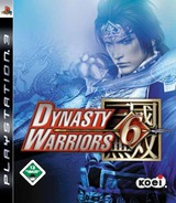 Dynasty Warriors 6 PS3 cover (BLES00215)