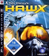 Tom Clancy's H.A.W.X PS3 cover (BLES00330)
