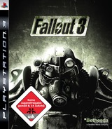 Fallout 3 PS3 cover (BLES00333)