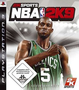 NBA 2K9 PS3 cover (BLES00384)
