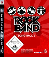 Rock Band Song Pack 2 PS3 cover (BLES00451)