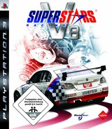 Superstars V8 Racing PS3 cover (BLES00529)