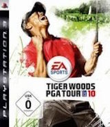 Tiger Woods PGA Tour 10 PS3 cover (BLES00530)