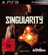Singularity PS3 cover (BLES00560)