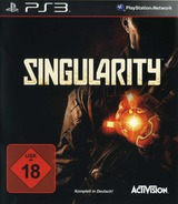 Singularity PS3 cover (BLES00561)