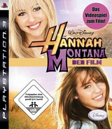 Hannah Montana: The Movie PS3 cover (BLES00589)