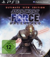 Star Wars: The Force Unleashed (Ultimate Sith Edition) PS3 cover (BLES00678)