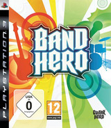 Band Hero PS3 cover (BLES00711)