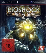 BioShock 2 PS3 cover (BLES00728)