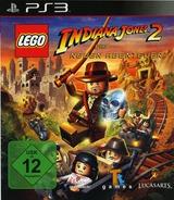 LEGO Indiana Jones 2: Die Neuen Abenteuer PS3 cover (BLES00763)