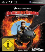 How to Train Your Dragon PS3 cover (BLES00798)