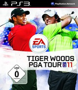 Tiger Woods PGA Tour 11 PS3 cover (BLES00870)