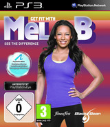Get Fit with Mel B: See the difference PS3 cover (BLES00977)