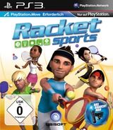 Racket Sports PS3 cover (BLES01000)