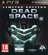Dead Space 2 (Limited Edition) PS3 cover (BLES01040)