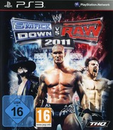 WW Smackdown vs Raw 2011 PS3 cover (BLES01045)