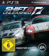 Shift 2: Unleashed PS3 cover (BLES01066)