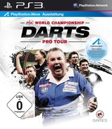 PDC World Championship Darts: Pro Tour PS3 cover (BLES01090)