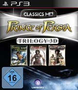 Prince of Persia Trilogy 3D PS3 cover (BLES01092)