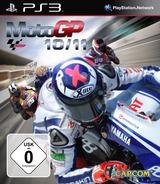 MotoGP 10/11 PS3 cover (BLES01100)