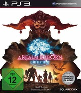 Final Fantasy XIV Online: A Realm Reborn PS3 cover (BLES01129)